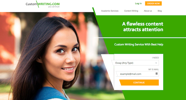 Review Of CustomWriting.Com Writing Services