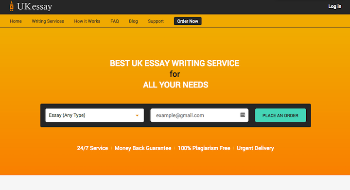 Essay writing services uk review