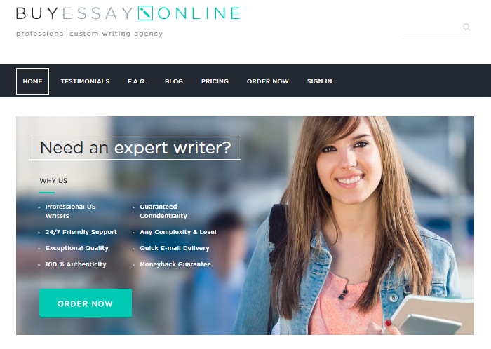 Review of BuyEssayOnline.org Writing Services
