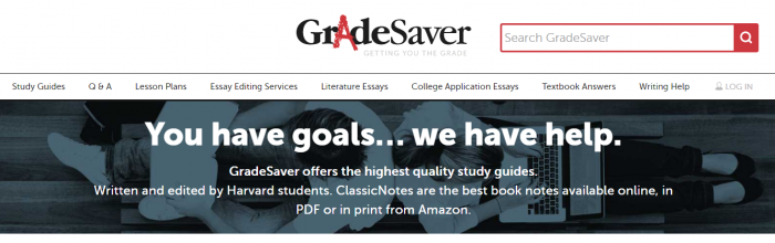 Review of GradeSaver.com Writing Service