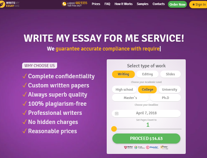 Review of WriteMyEssay4Me.org: Can I Get A Genuine Paper