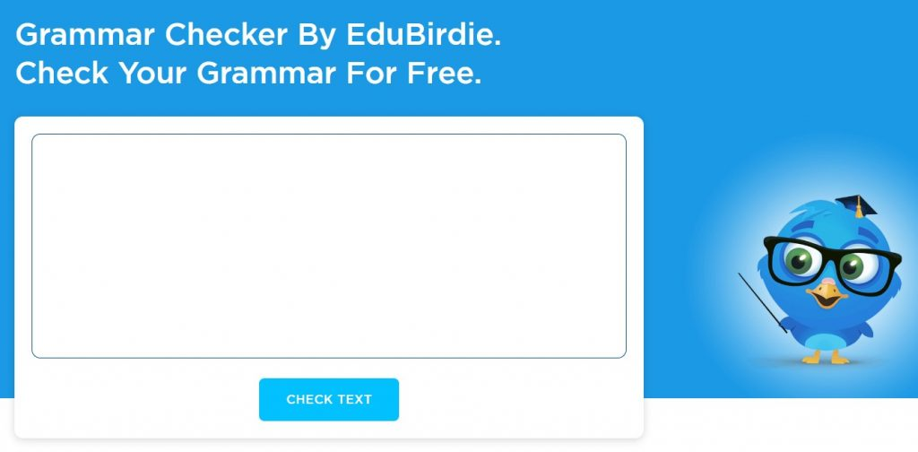 Grammar Checker By EduBirdie
